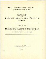 Investigations of the production of plankton in the Oslo Fjord. Raport et proces-verbaux des reunions. 42